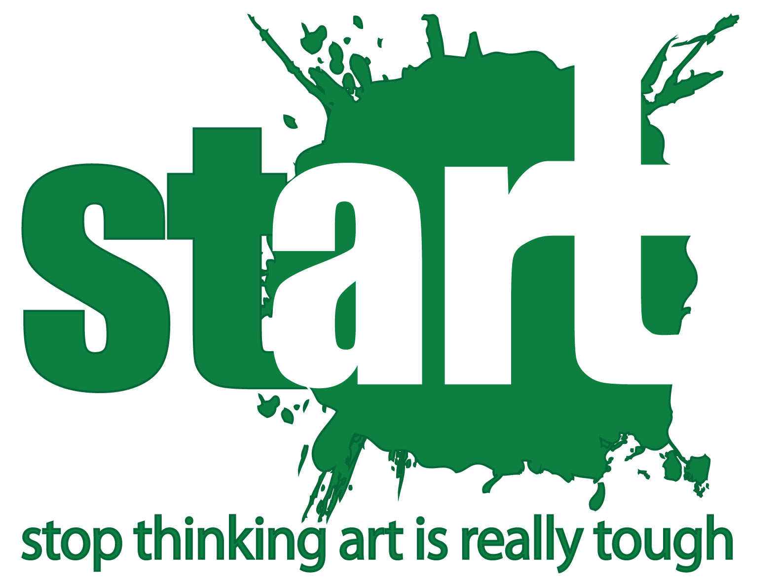 start logo art claasses and workshops